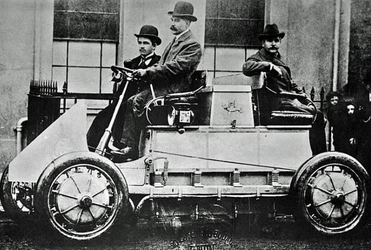 Una breve historia y evolución de los coches eléctricos